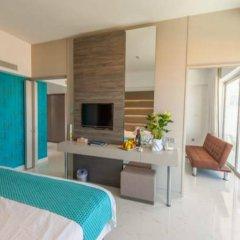 King Evelthon Beach Hotel & Resort удобства в номере фото 2