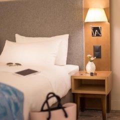 Radisson Blu Hotel Zurich Airport 4* Стандартный номер с различными типами кроватей фото 9
