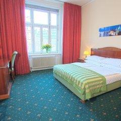 Отель Mercure Secession Wien 4* Стандартный номер с различными типами кроватей фото 3