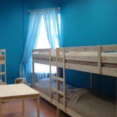 White Nights Hostel Кровать в общем номере с двухъярусной кроватью фото 7