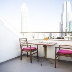 Grand Aras Hotel & Suites Турция, Стамбул - отзывы, цены и фото номеров - забронировать отель Grand Aras Hotel & Suites онлайн балкон