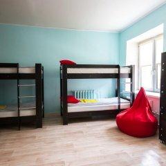 Like Hostel Tula Кровать в общем номере с двухъярусной кроватью фото 13
