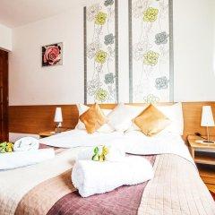 Отель Chata pod Jemiołą Польша, Закопане - отзывы, цены и фото номеров - забронировать отель Chata pod Jemiołą онлайн комната для гостей фото 3