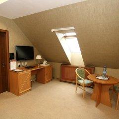 Гостиница Кремлевский 4* Улучшенный номер с различными типами кроватей фото 3