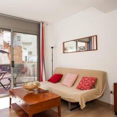Апартаменты Vivobarcelona Apartments Capmany Барселона комната для гостей фото 5