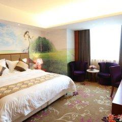 Отель Xiamen Harbor Mingzhu Сямынь комната для гостей фото 2