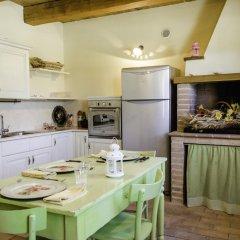 Отель Agriturismo Pompagnano Сполето питание фото 3