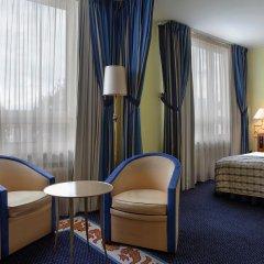 Savigny Hotel Frankfurt City 4* Улучшенный номер с различными типами кроватей фото 2