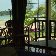Отель Noble House Beach Resort балкон