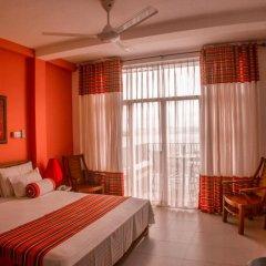Отель Villa Baywatch Rumassala 3* Улучшенный номер с различными типами кроватей фото 3