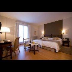 Отель Parador de Puebla de Sanabria 4* Стандартный номер с различными типами кроватей фото 5