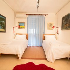 Отель Artistic Tirana 3* Стандартный номер с различными типами кроватей фото 5