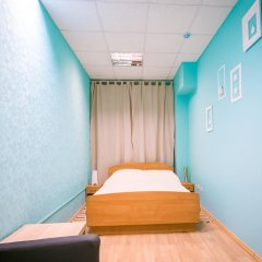 Хостел Hello Номер категории Эконом с различными типами кроватей фото 4