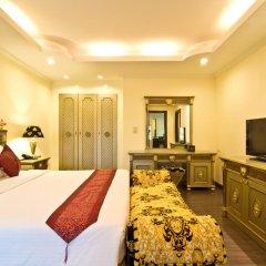 Отель LK Royal Suite Pattaya 4* Стандартный номер с различными типами кроватей фото 7