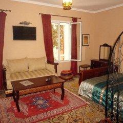 Отель Dar Omar Khayam Марокко, Танжер - отзывы, цены и фото номеров - забронировать отель Dar Omar Khayam онлайн комната для гостей фото 4