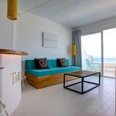 Отель Santos Ibiza Suites Полулюкс с различными типами кроватей фото 2