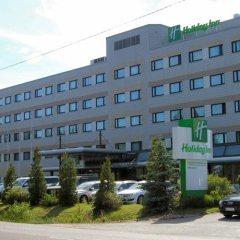 Отель Holiday Inn Helsinki - Vantaa Airport парковка