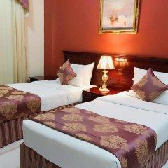 Отель Al Maha Regency 3* Стандартный номер с различными типами кроватей фото 4