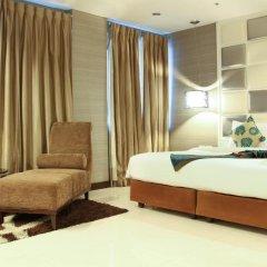 Отель FuramaXclusive Asoke, Bangkok 4* Номер категории Премиум с различными типами кроватей фото 10
