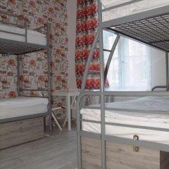 Hostel Lwowska 11 Кровать в общем номере с двухъярусной кроватью фото 15