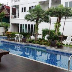 Отель Rojjana Residence бассейн фото 3