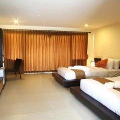 Hotel La Villa Khon Kaen 3* Номер Делюкс с 2 отдельными кроватями фото 6