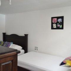 Отель Hostal Pajara Pinta Стандартный номер с различными типами кроватей фото 9