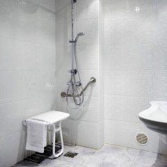 Отель Campanile Lyon Centre - Gare Part Dieu 3* Улучшенный номер с различными типами кроватей фото 5