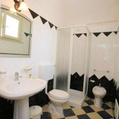 Отель Campurra Дизо ванная