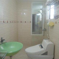 Minh Trang Hotel Стандартный семейный номер с двуспальной кроватью фото 2