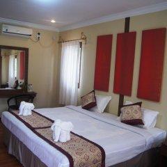 The White Avenue Hotel комната для гостей фото 2