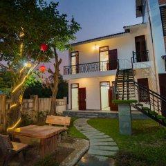 Отель Tra Que Flower Homestay Стандартный номер с различными типами кроватей фото 3