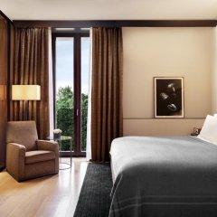 Bulgari Hotel Milan 5* Номер категории Премиум с различными типами кроватей фото 3