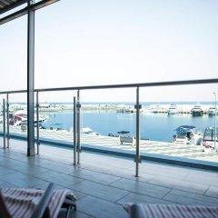 Гостиница Sovin'on Yakht-Klub балкон