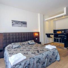 Апартаменты Sky View Luxury Apartments Студия с различными типами кроватей фото 5