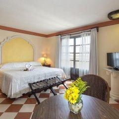 Hotel Casa del Balam 3* Люкс с различными типами кроватей фото 8