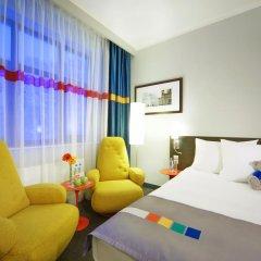Гостиница Парк Инн от Рэдиссон Роза Хутор (Park Inn by Radisson Rosa Khutor) 4* Улучшенный номер с разными типами кроватей