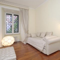 Апартаменты Parioli apartments-Villa Borghese area 3* Апартаменты разные типы кроватей фото 10