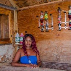 Отель Ackee Tree Sea View Villa Ямайка, Порт Антонио - отзывы, цены и фото номеров - забронировать отель Ackee Tree Sea View Villa онлайн фитнесс-зал