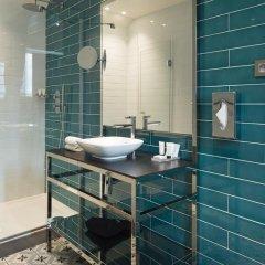 Отель Les Matins De Paris 4* Стандартный номер с различными типами кроватей фото 4