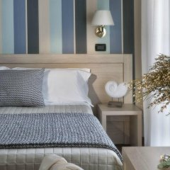 Hotel Villa Bianca 3* Стандартный номер разные типы кроватей фото 2