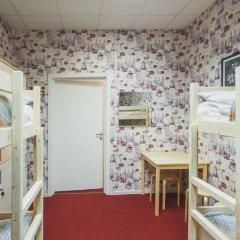 Хостел 338 Кровать в мужском общем номере с двухъярусной кроватью