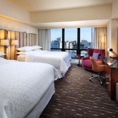 Отель Sheraton Grand Los Angeles 3* Стандартный номер с различными типами кроватей фото 2