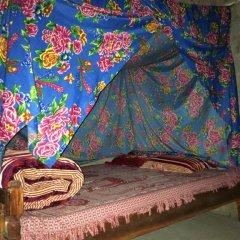 Отель Hoa Chanh Homestay Кровать в общем номере с двухъярусной кроватью фото 5
