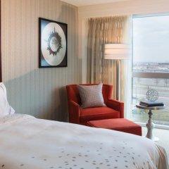 Отель Renaissance Newark Airport Hotel США, Элизабет - отзывы, цены и фото номеров - забронировать отель Renaissance Newark Airport Hotel онлайн комната для гостей фото 3
