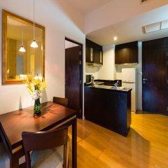 Апартаменты RCG Suites Pattaya Serviced Apartment Стандартный номер с различными типами кроватей фото 7