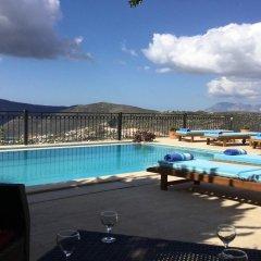 Отель Paradise Villas бассейн фото 2