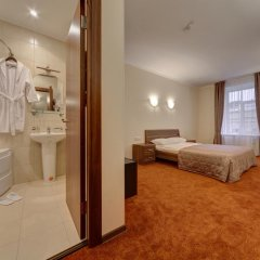 Гостиница SOLO Na Bolshoj Moskovskoj 1 Guest house Стандартный номер с различными типами кроватей фото 14