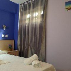 Zefyros Hotel Стандартный номер с различными типами кроватей