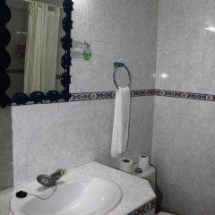 Отель Pension Nuevo Pino Стандартный номер с различными типами кроватей (общая ванная комната) фото 8